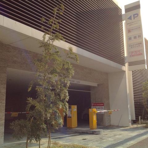 千早駐車場(2)
